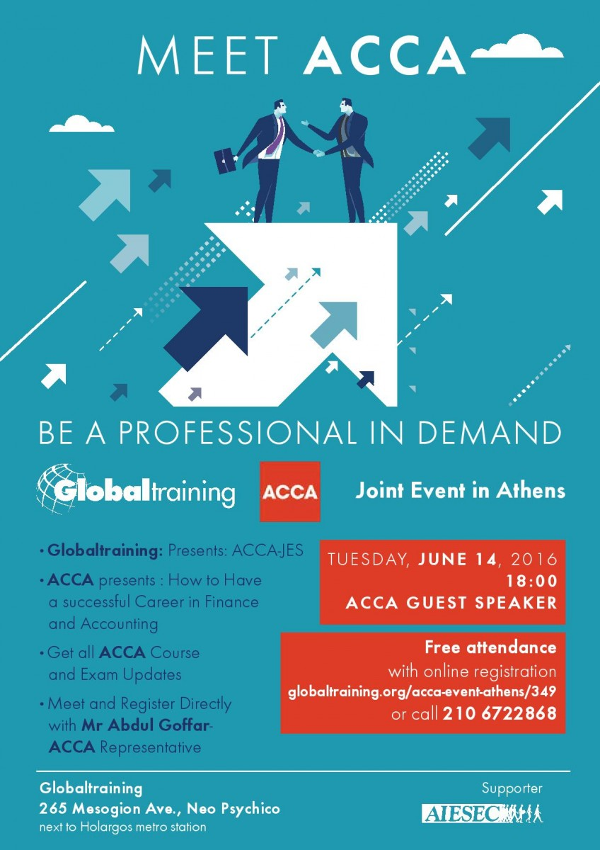 ACCA Event Athens
