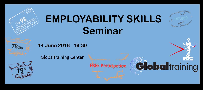 Your Employability Skills with ICAEW